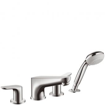 Keturių dalių vonios maišytuvas HANSGROHE Focus