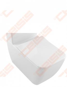 """Unitazo puodas VILLEROY&BOCH Venticello """"Direct Flush"""" sistema, """"Ceramicplus"""" danga"""