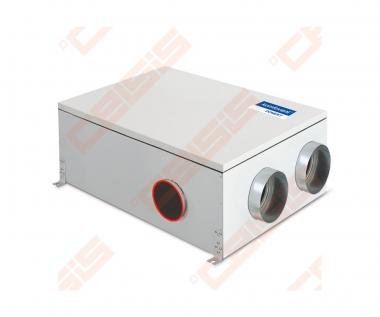Įrenginys su rotaciniu šilumogrąžiu Domekt-R-250-F-C6 palubinis kairinis BE PULTO