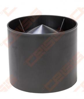Gaubtas-160 VILPE AP juodas