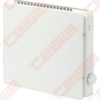ADAX Elektrinis radiatorius atsparus aptaškymui VPS904 KT (280x340x84); su mechaniniu termostatu