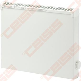 ADAX Elektrinis radiatorius atsparus aptaškymui VPS1004 EM (325x388x84); su elektroniniu termostatu