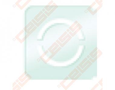 Grotelės SHAPE compact, 160x160 mm