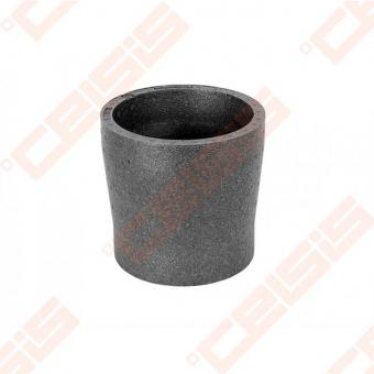 Pūsto polietileno perėjimas profi-air ISO Dn180 – Dn160 (šiluminė varža: 0,042W/mK)