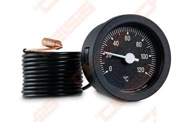 Termometras kapiliarinis T52P, 0-120*C
