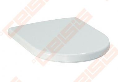 Unitazo dangtis LAUFEN Pro su metaliniais lankstais