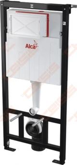 WC rėmas ALCA PLAST, gipso kartono sienai, 1130 x 520 x 145 mm