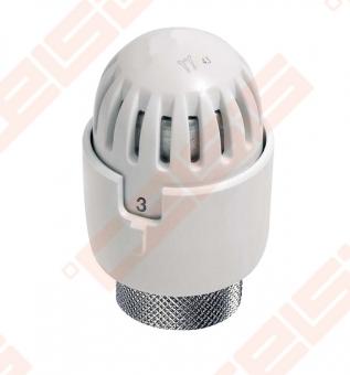 Balta termostatinė galvutė M30 x 1,5
