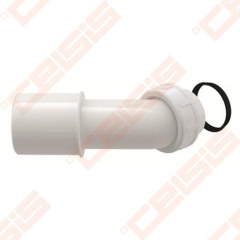 Dušo sifono prijungimo alkūnė ALCA PLAST