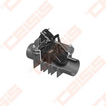 Automatinis atbulinis vožtuvas ACO montuojamas ant vamzdžio 1~230 V; ACO Quatrix - K dvigubas; Dn 110