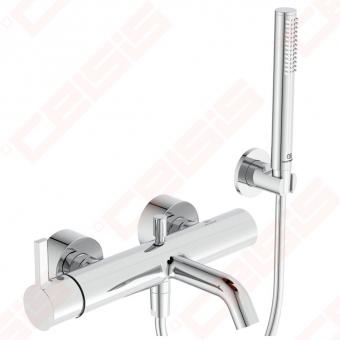 Maišytuvas voniai / dušui Ideal Standard Joy, su komplektu, chromas