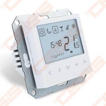 Programuojamas termostatas SALUS be rėmelio, potinkinis, 230V