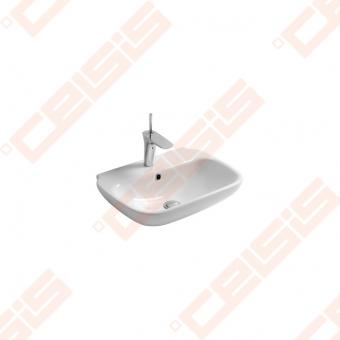 Praustuvas OLYMPIA Clear 55x40 cm. Sumažinta kaina