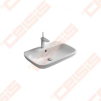 Praustuvas OLYMPIA Clear 65x45 cm. Sumažinta kaina