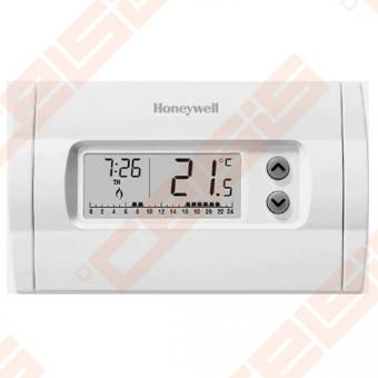 Patalpos termostatas CM500, programuojamas savaitei, su 4 temperatūros nustatymais parai. 24-230V