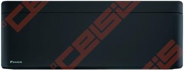 Blokas vidinis STYLISH 1,5/2,0kW juodas CTXA15BB