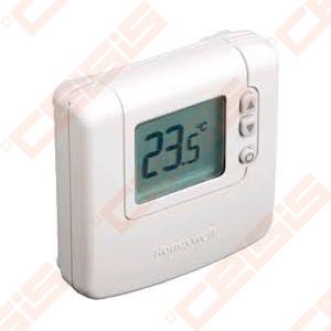 Patalpos temperatūros jutiklis su LCD ekranu. Temperatūros nustatymas 5- 30°C