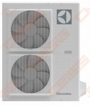 Išorinis blokas Split (Inventer) ELECTROLUX 5 jungčių - 12,3/14,8 kW (MULTI sistemai)