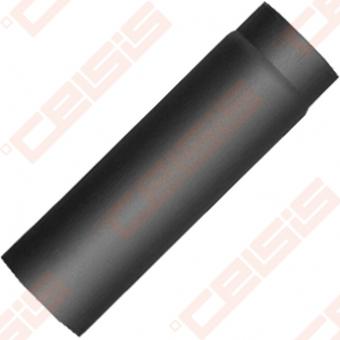 Vienasienis juodo plieno dūmtraukis JEREMIAS Ferro1403 Dn120x0,5m