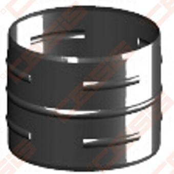 Vienasienė juodo plieno jungtis(mova) JEREMIAS Ferro1443 Dn120