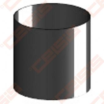 Vienasienis juodo plieno dūmtraukis su kondensato surinkėju JEREMIAS Ferro1465 Dn120x0,15m