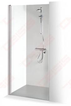 Dušo sienelė Brasta Glass GRETA  840x1900 satin st