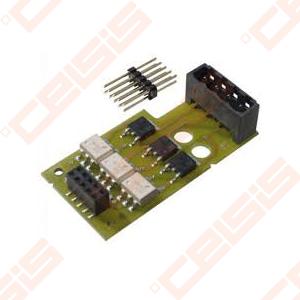 3 zonų praplėtimo modulis HCE80 grindinio šildymo valdikliui