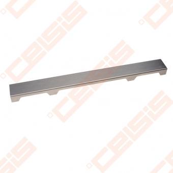 Standartinės plyšinės grotelės HL 480x50 mm