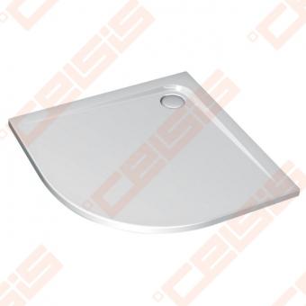 Dušo padėklas IDEAL STANDARD Ultra flat 100x80 cm, dešinė