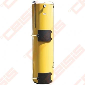 Plieninis kieto kuro katilas Stropuva S10; 10kW