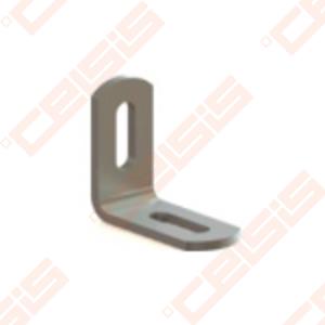 Plokštelė NICZUK METALL-PL montažinio profilio surinkimui MF - kampas 135°