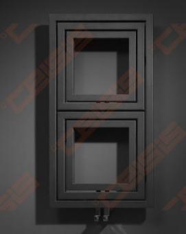 Džiovintuvas Enix Libra 600x1110/50cm, macchiato spalva