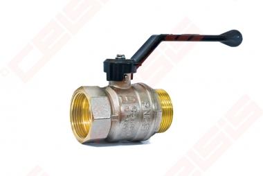 Rutulinis ventilis  ilga rankena v/I 1'' LD (6/-)