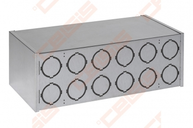 Kolektorius 12  jungčių (75 – 90) Dn160