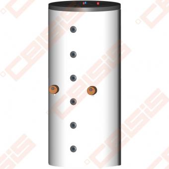 Akumuliacinė talpa DRAŽICE NADO 1000/200 v7; 940l; Įmontuotas 200l vandens šildytuvas