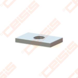 Veržlė NICZUK METALL-PL profiliui montažiniui M10, A
