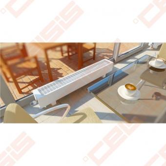 Konvektorius pastatomas OLE-100/15/18 SC