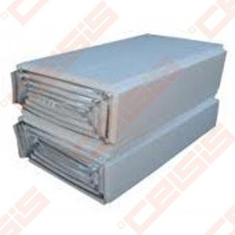 Putų polistirolas IZOROL L 25mm storio su aliuminio folija 10m²