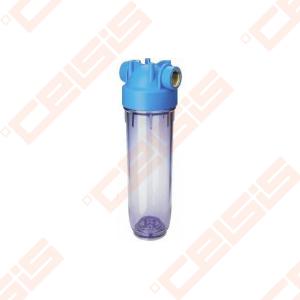"""Buitinis vandens filtro korpusas ATLAS FILTRAI, aukštis 10"""", pajungimas 3/4"""", max. P=8 bar"""