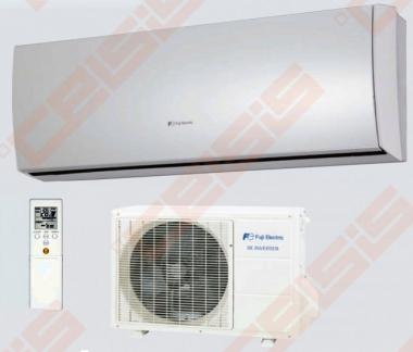 Šilumos siurblys Oras-Oras/ Oro kondicionierius FUJI ELECTRIC LT serija RSG09LTCB / ROG09LTCN 2,5 kW (Vidinis ir išorinis blokas)