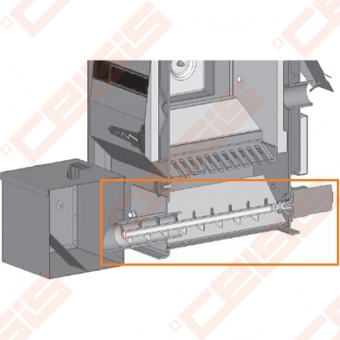 įrenginys pelenų šalinimui skirtas Atmos katilams D25P;D31P