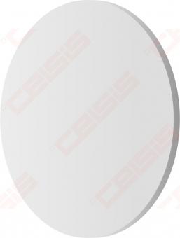 Difuzorius apvalus priglaistomas VENTMANN SIDE, 125mm pajungimas