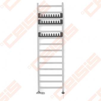 Rankšluosčių džiovintuvas TERMA SIMPLE 1080 x 500 mm, baltas