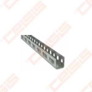 Perforuotas montažinis profilis NICZUK METALL-PL U formos (30x30x2,0 mm), L-2000 mm