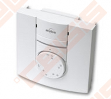 Patalpos termostatas Aube su grindų temperatūros jutikliais. Neprogramuojamas. Kabelio ilgis - 3m