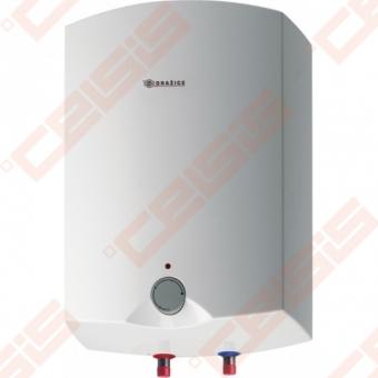 Elektrinis vandens šildytuvas DRAŽICE TO 10 UP (6 bar) (virš prausyklės)