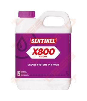 Ploviklis šildymo sistemai greito veikimo Sentinel X800 1L